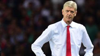 Arsenal's French manager Arsene Wenger/ AFP PHOTO / FRANCK FIFE / AFP PHOTO / FRANCK FIFE
