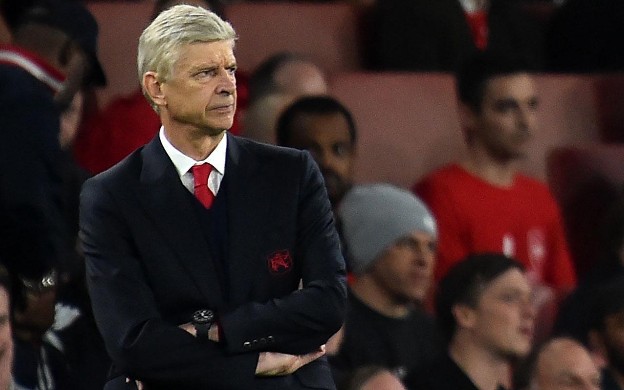 Arsenal's French manager Arsene Wenger / AFP PHOTO / IKIMAGES / Glyn KIRK
