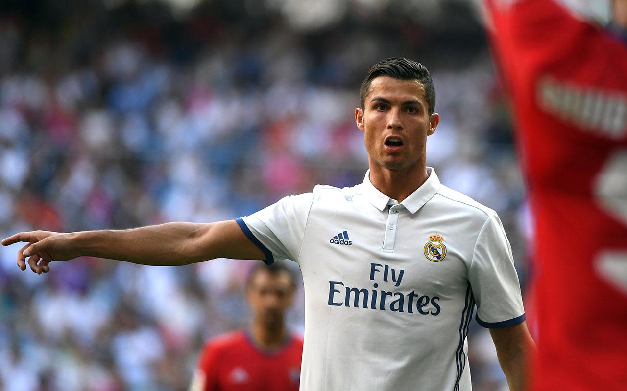 Real Madrid's Cristiano Ronaldo / AFP PHOTO / GERARD JULIEN