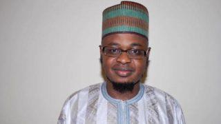 Director General, NITDA, Dr. Isa Ali Ibrahim Pantami