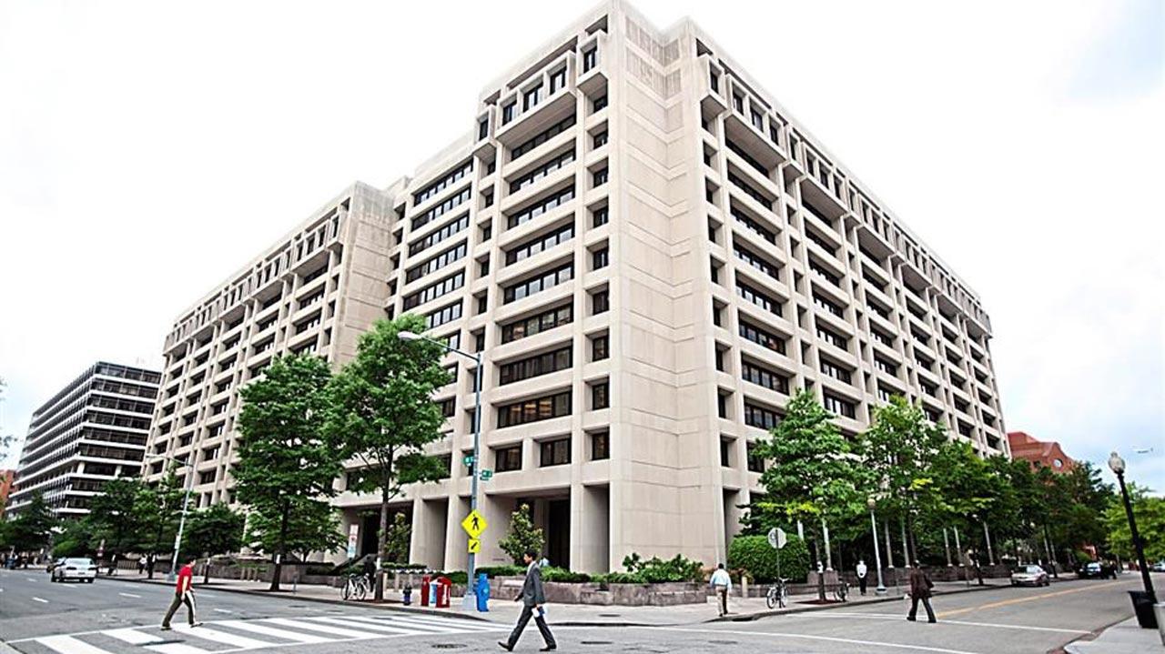 IMF building