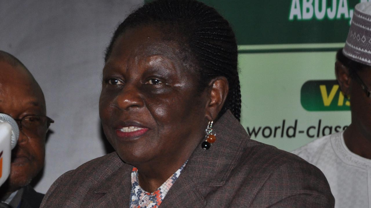 Joan Ayo, Chairman FCSC