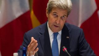 US Secretary of State John Kerry / AFP PHOTO / Matthew Healey
