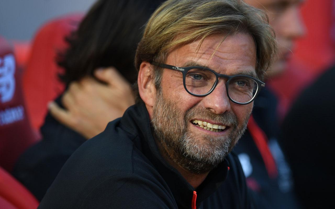 Liverpool's German manager Jurgen Klopp / AFP PHOTO / Paul ELLIS /