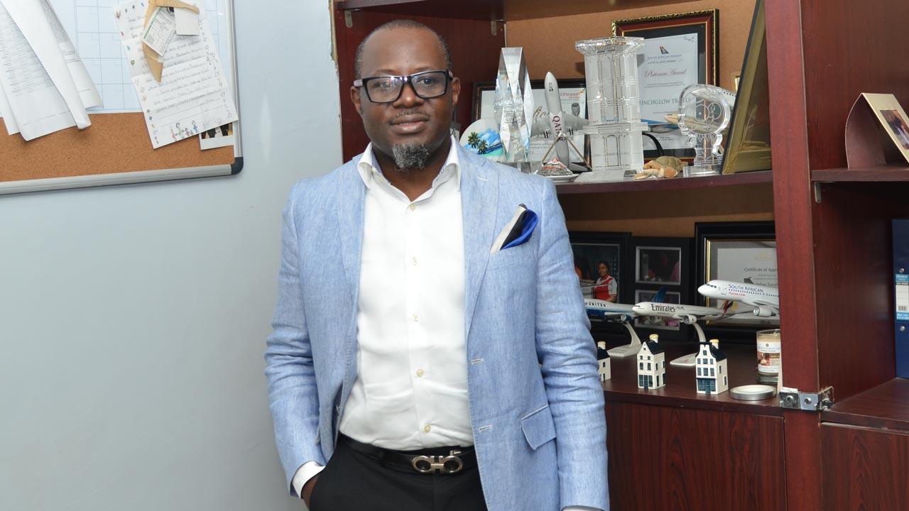 President of NANTA, Bernard Bankole. PHOTO: nanta.org.ng