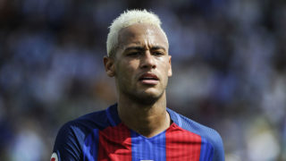 Barcelona's Brazilian forward Neymar / AFP PHOTO / PEDRO ARMESTRE