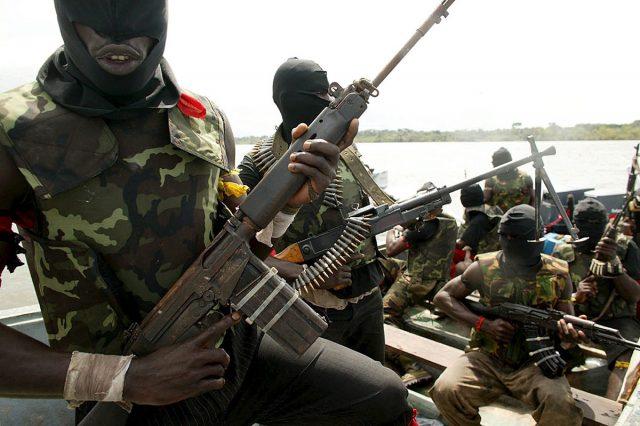 Nigerian gunmen