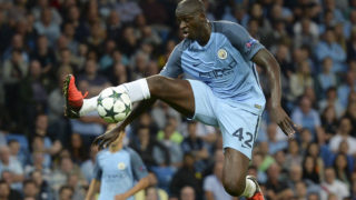 Toure and Jesus named in Manchester City's Champions League squad