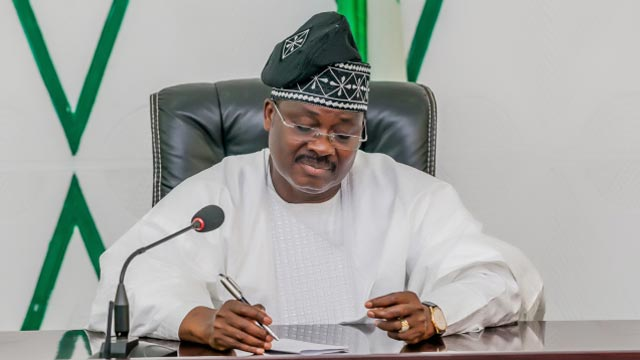 Abiola Ajimobi, Oyo State Governor