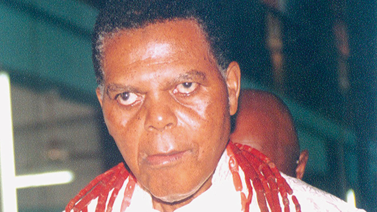 Olorogun Michael Christopher Onajirevbe Ibru