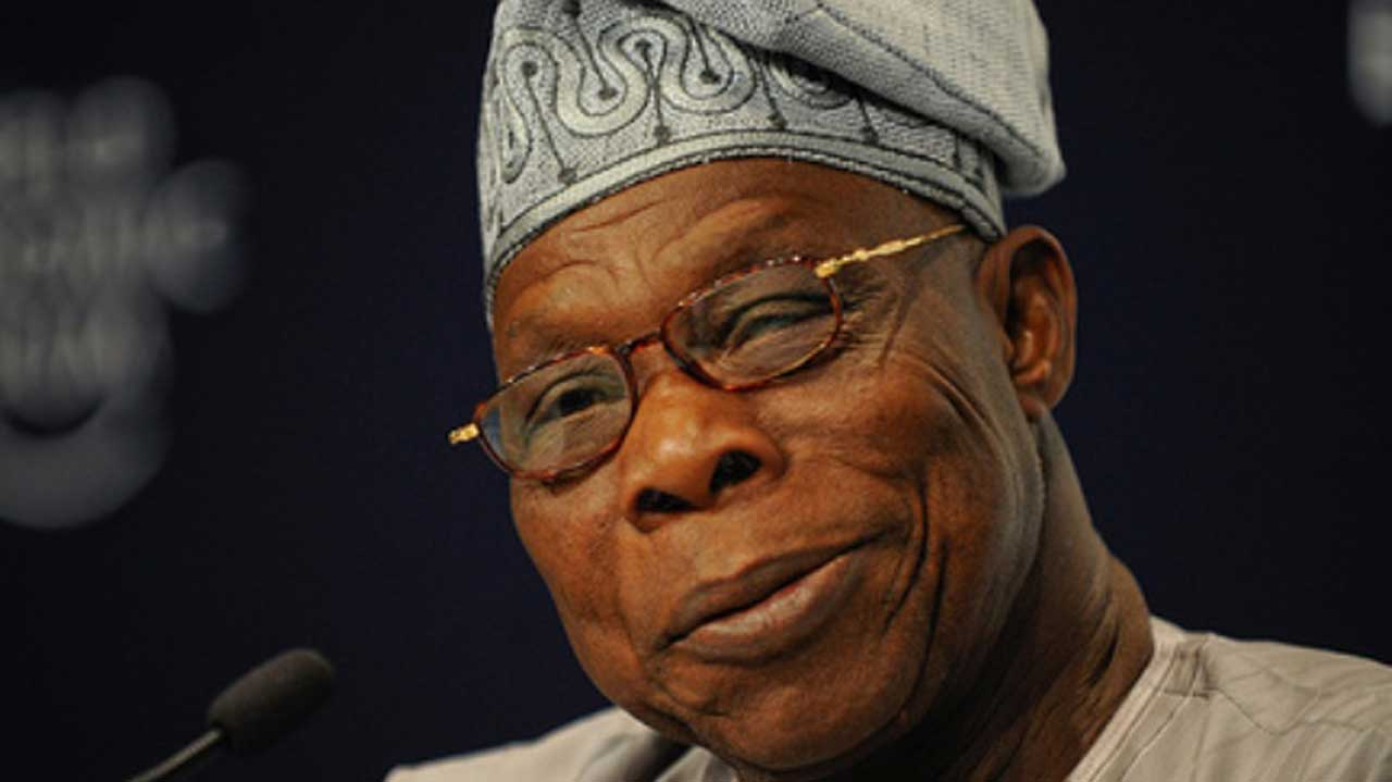 Obasanjo: Wishing Buhari dead is wicked
