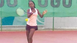 Oyinlomo Barakat Quadri was the star of the just-concluded ITF West/Central Africa Junior Circuit.