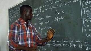 teacher nigeria