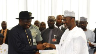 Jonathan and Jega