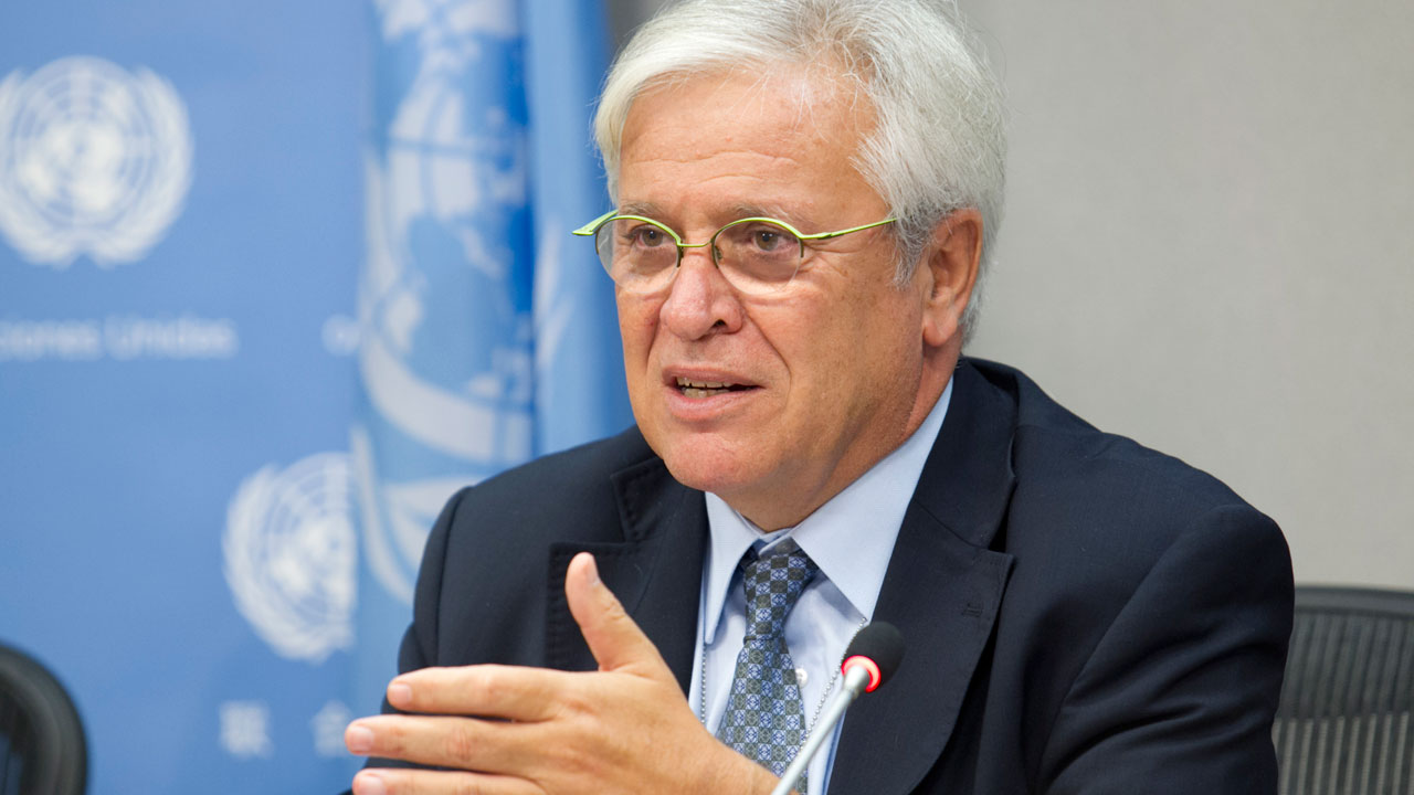 Executive Director, UN-Habitat, Dr. Joan Clos