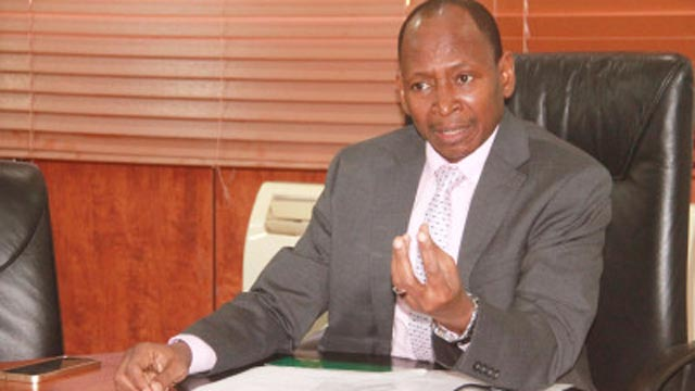 Ahmed Idris, Accountant General of the Federation