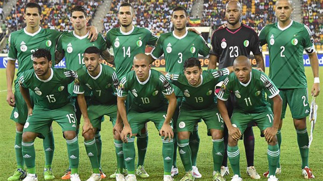 Algerian national team