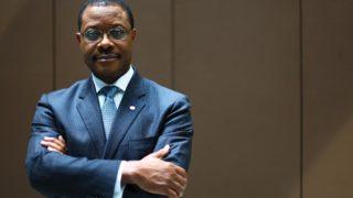 Former Group Managing Director of Ecobank TransNational Incorporated, Arnold Ekpe