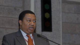 OPEC Secretary General, Mohammad Sanusi Barkindo