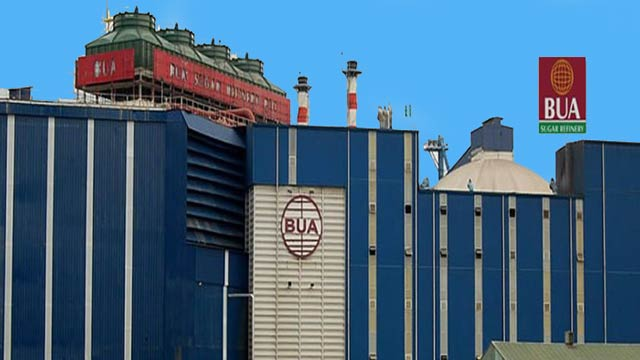BUA Sugar Refinery, Lagos