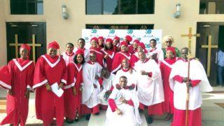 Anglican Church Choir