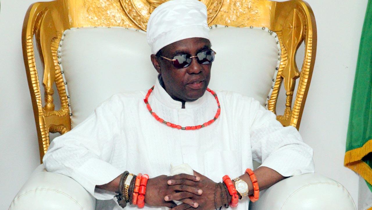 Crown Prince Ehenede Erediauwa