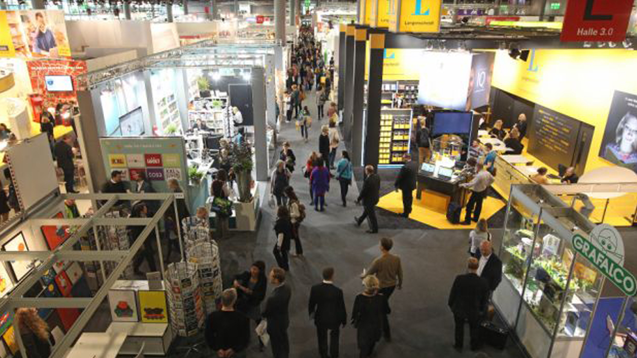 The Frankfurt fair dates back over 500 years, with the first edition taking place shortly after the Gutenberg printing press was invented in nearby Mainz.