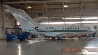 Presidential Jet. PHOTO: Flickr