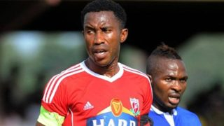 Captain of relegated Heartland FC of Owerri, Chinedu Efugh