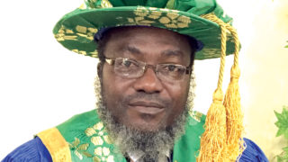 Vice Chancellor of Al-Hikmah University, Ilorin, Kwara State, Prof. Olalekan Ibrahim,