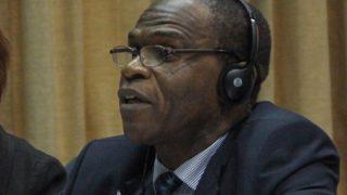 Laurence Chidi Anukam, NESREA Director General