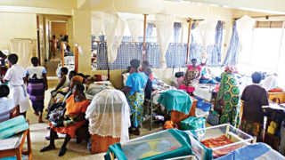 Overcrowded maternity ward          PHOTO CREDIT: https://cdn.modernghana.com/images/content/maternity_ward.jpg