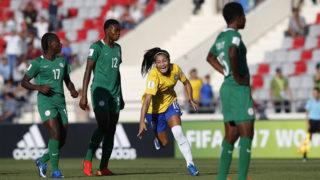 Nigeria vs Brazil