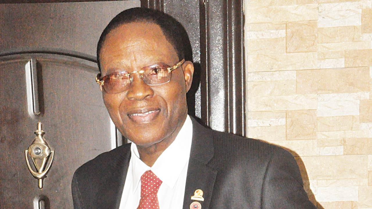 Dr. Peter Olu Olayiwola