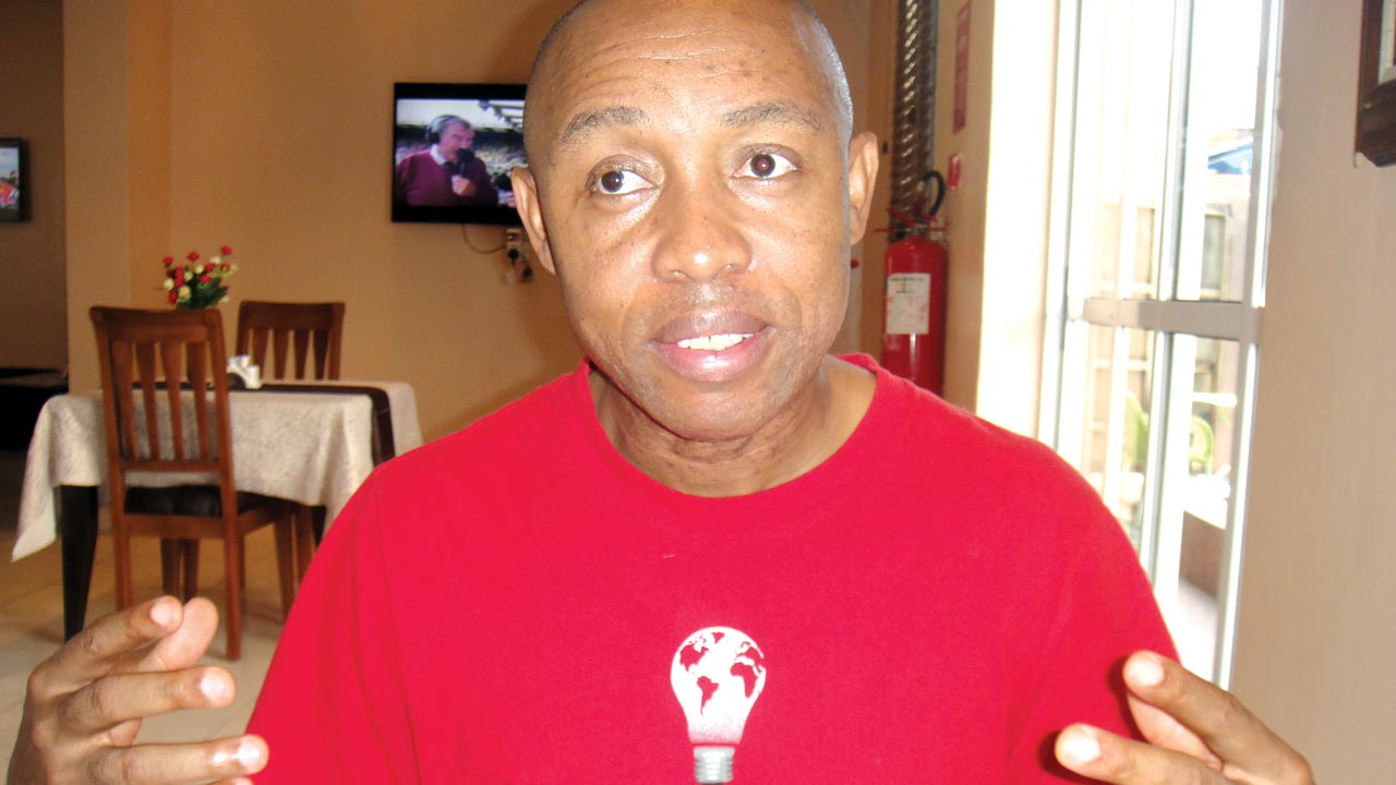 Professor Chidi Anselm Odinkalu is the immediate past Chairman of National Human Rights Commission