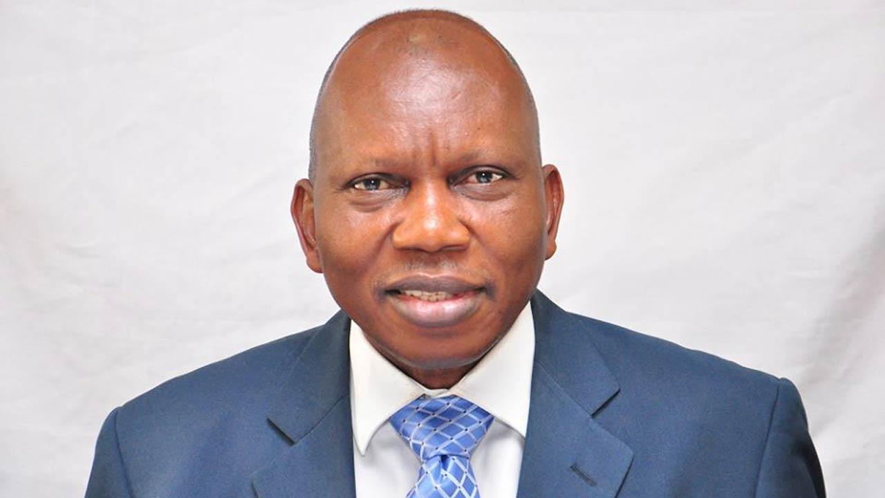 Prof Adebiyi Daramola, VC FUTA