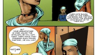 Queen Amina (Part 1) - Spotlight 6