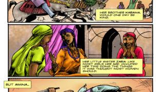 Queen Amina (Part 1) - Spotlight 7