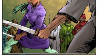 Queen Amina (Part 1) - Spotlight 8