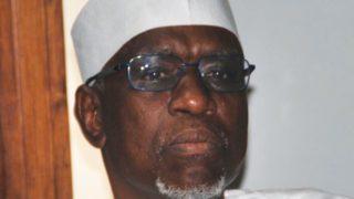 NUC Executive Secretary, Prof. Abubakar Adamu Rasheed