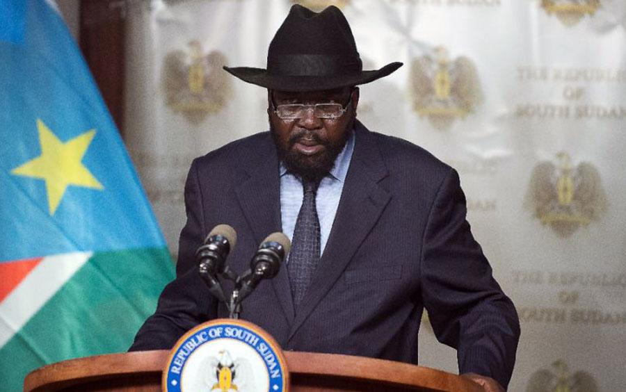 AFP Photo/Charles Atiki Lomodong
