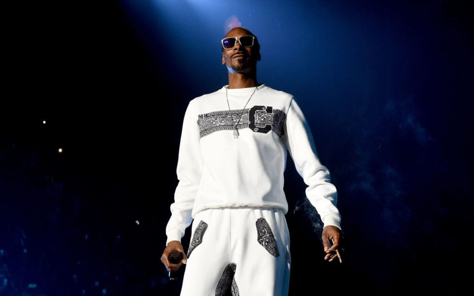 Snoop Dogg performs onstage / Kevin Winter/Getty Images for Live Nation/AFP