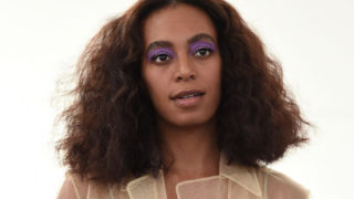 Solange has infused her music with electronica, psychedelica and dark New Wave and has been a frequent performer at alternative rock-dominated festivals. PHOTO: AFP/Ilya S. Savenok