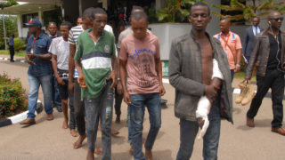 Suspected kidnappers of Mrs Emefiele