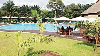 The Royal Senchi Hotel, Akosombo.