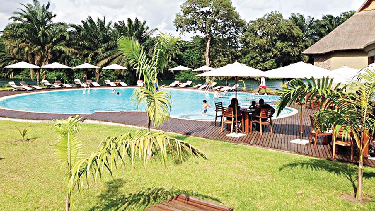The Royal Senchi Hotel, Akosombo.