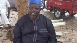Honourable Umar Buba Jubril