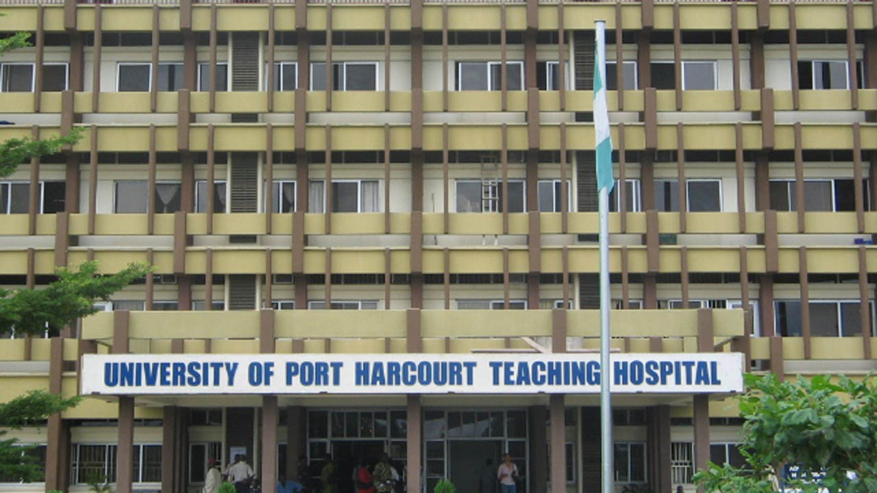 UNIPORT teaching hospital