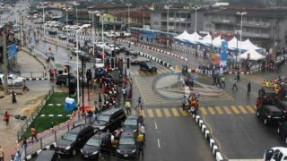 Asaba town. PHOTO: nairaland