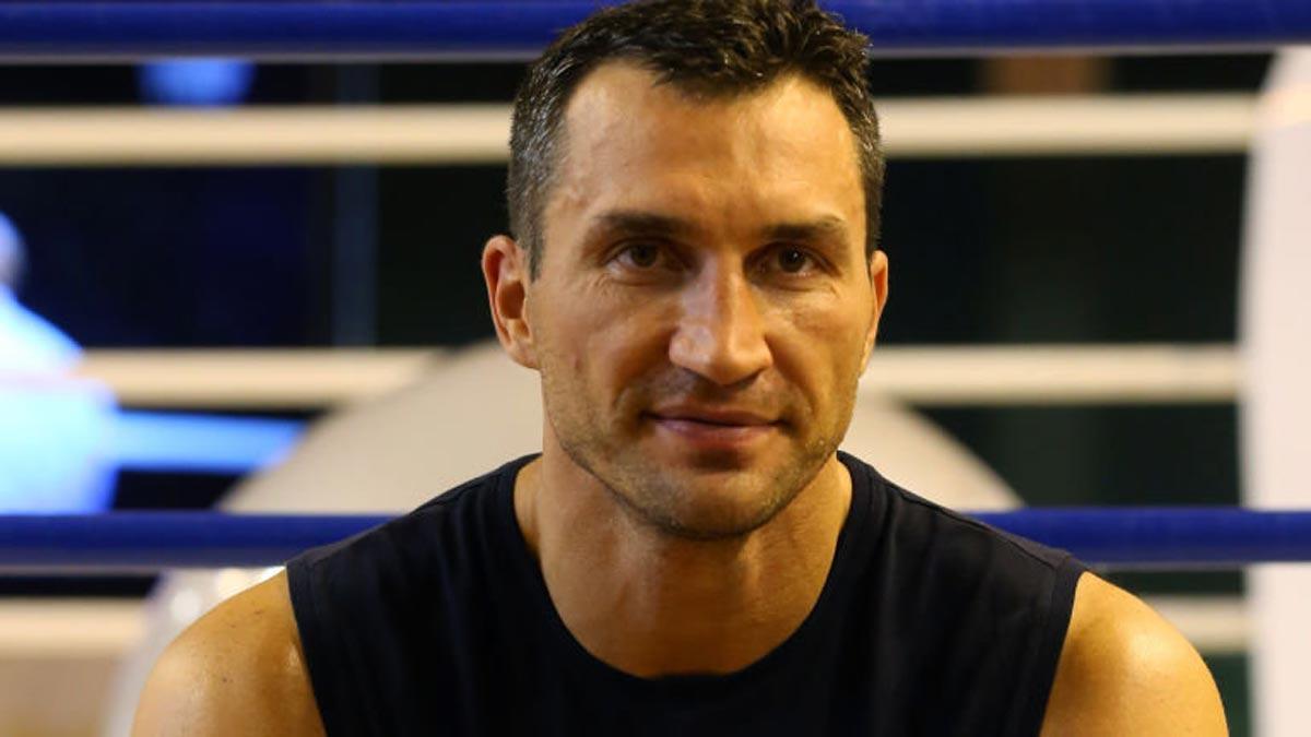 Wladimir Klichko nude 610